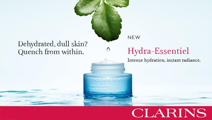 Clarins Hydra quench